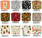 Cookware Designs Lampshades Ideal To Match Vintage Cookery Kitchen Food Posters.