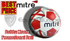 *BRAND NEW* MITRE *BOBBY MOORE* PROMOTIONAL FOOTBALL - SIZE 5 - RED/WHITE