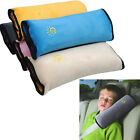 Hot Baby Children Safety Strap Car Seat Belts Pillow Shoulder Head Protection