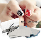 Nail Stamping UV Gel Polish Stamper Printing Plate Image Template Manicure Tools
