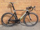 Merida Reacto DA LTD Road Bike, Carbon Frame & Fork - 2015 - Dura Ace G/Set