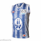 North Melbourne Kangaroos Indigenous Guernsey 'OURICON' Sizes S - 3XL AFL 5