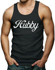 Hubby - Husband Love Couple Marriage Groom Men's Tank Top T-shirt