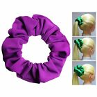 Orchid Soft & Silky Scrunchie Ponytail Holder Hair Accessories  50+Colors