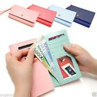 NEW Galaxy S4 S3 Case Fashion Zip Wallet Leather Cover For Samsung