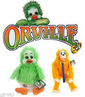 New Orville the Duck & Cuddles The Monkey 25 cm Soft Plush Toy Keith Harris TV
