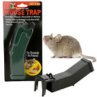 HOME OFFICE REUSABLE HUMANE MOUSE MICE RODENT CONTROL SAFE RAT TRAP AUTO CATCHER