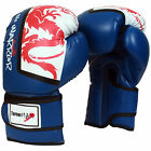 TurnerMAX Boxing Gloves Muay Thai Kick MMA Martial Arts Fight Training