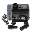 RESUN Submersible Aquarium Fountain Pond Vertical Uplift Pump 2800L/H 3000L/H
