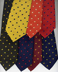 Medium Spot Show Tie Children's Junior STOCK CLEARANCE UK Manufactured