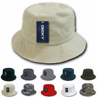 Kyпить 1 Dozen Decky Fisherman's Bucket Washed Chino Twill Hat Hats Cotton Wholesale на еВаy.соm