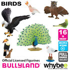 Genuine Bullyland Birds Collection Plastic Figurines Figures Full Range!