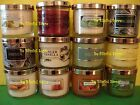 Bath and Body Works Slatkin Rare 3 Wick Candle You Select the Scent