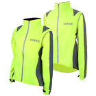 Proviz NightRider Men's / Women's Highly Reflective Cycling Jacket - Yellow