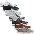 2015 ASHWORTH MENS CARDIFF ADC SPIKELESS GOLF SHOES - NEW WATERPROOF SUMMER