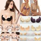Hot Sale Silicone Adhesive Stick On Push Up Gel Strapless Invisible Bra Backless