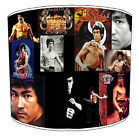 Lampshades Ideal To Match Bruce Lee Martial Arts Wallpaper & Kung Fu Wall Murals