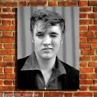 ELVIS PRESLEY THE KING CANVAS WALL POP ART BOX PRINT PICTURE SMALL/MEDIUM/LARGE