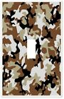 Desert Camouflage Camo Wallplate Wall Plate Decorative Light Switch Plate Cover