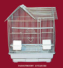 CASE OF 6 CAGES FOR COCKATIELS, PARAKEETS, FINCHES & SIMILAR SIZE BIRDS 18x14x24