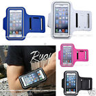 Sports Running Jogging Gym Workout Armband Arm Band Case For Samsung iPhone