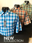 Tom Hagan Collared Shirts Short Sleeve Check With Pocket 100% Cotton M - Xxl