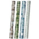Waterproof Mosaic Wall Stickers Non-toxic Anti Oil High Temperature Resistant 2M