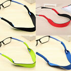Hot Glasses Strap Neck Cord Sports String Outdoor Sunglasses Rope Band Holder FO
