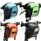 Cycling Bike Bicycle Front Frame Tube Handlebar Holder Pannier Pouch Case Bag