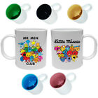 Mr Men and little miss Coffee Mug Cup