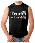 Trump For President 2016 - Election Vote Republican Men's SLEEVELESS T-shirt