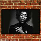 JIMI HENDRIX COOL MUSIC CANVAS WALL ART BOX PRINT PICTURE SMALL/MEDIUM/LARGE