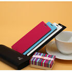 """Flip Faux Leather Cover For 5.0"""" DOOGEE TURBO DG2014 Smartphone 2015 AUBD"""