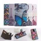 "New Painted Pattern Folio Leather Case Cover For 5"" Acer Liquid E700 Smartphone"