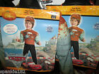 HALLOWEEN DISNEY CARS 2 MUSCLE MATER BOYS COSTUME NWT SMALL & MEDIUM
