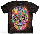 Day Of The Dead T-Shirt from The Mountain - Sizes S - 5X