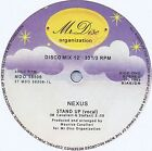 "NEW 12"" / Nexus (Maurice Cavalieri) - Stand Up - 2010 Reissue"