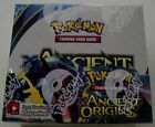 Pokemon Ancient Origins XY sealed unopened booster box 36 packs of 10 cards