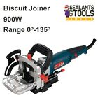 Silverstorm Electric Biscuit Joiner 900W Jointer Cutter 128999 Worktop Cabinets