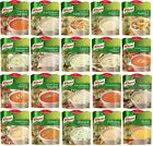 German KNORR - Feinschmecker - 4 x Knorr soups shipping free - your choice