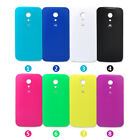 For Motorola Moto G2 Pure Case Battery Housing Door Back Cover Protective Shell