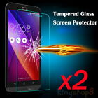 2Pcs 9H+ HD Real Tempered Glass Screen Protector For Asus Zenfone Smart Phone