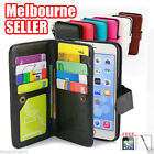 New Flip Magnetic Leather BUSINESS WALLET Card Case for iPhone 6 & 6 Plus