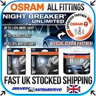GENUINE OSRAM NIGHT BREAKER UNLIMITED ALL FITTINGS BEST RATES APPROVED PARTNER