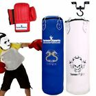 TurnerMAX 2FT Punch Bag Kids Punching Training Exercise Fitness Boxing Set