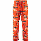NFL Denver Broncos Men's Pants Pajamas Lounge Pants FUSION