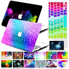 """Rainbow Painting Hard Case Cover+KB+SP For Macbook Pro Air 11""""13""""15"""" Retina 12""""P"""