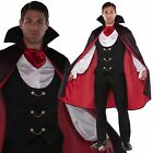 Adult Count Bloodthirst Costume Vampire Count Dracula Halloween Fancy Dress New