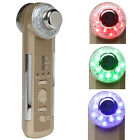 4in1 Facial Massager Photon Ultrasonic LED Electric Body Face Beauty Skin Care