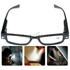 Multi Strength Eyeglass LED Reading Glasses Spectacle Diopter Magnifier Light UP